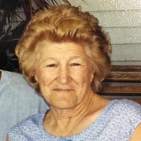 Mrs. Shirley Mae Lirette Allemand