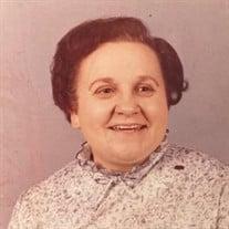 Betty Lou (Allison) Cooper