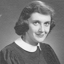 Jacqueline Emily Waldron (nee Northover)