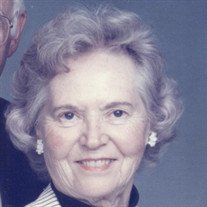 Mary Butler Sewell