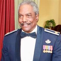 Major Willie Floyd Johnson Sr.