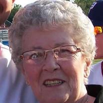 Gladys Peacock