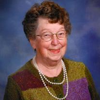 Mary D. Walburn