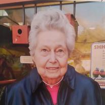 Mrs. Mary Ann Broadway Baker