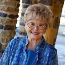 Shirley Francyne Glass