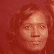 Bertha Tolson Jones