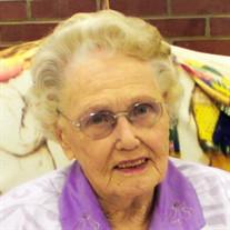 Juanita Irene Morton