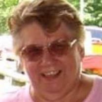 Phyllis Joan (Lamphere) Sparbanie