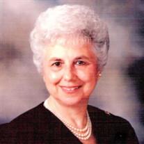 Rosalie M McCants