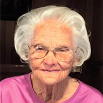 """Mrs. Dorothy """"Dot"""" Langham"""