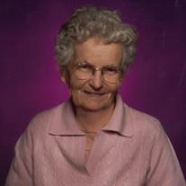 Evelyn Ethel Tuck