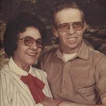 Roland and Delphine Parsons