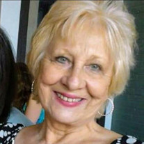 Patricia Elizabeth Donahue Barnes