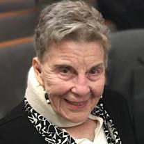 Rev. Phyllis Elaine Nelson