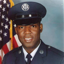 """MSGT. Relious Anthony """"Tony"""" Baker"""