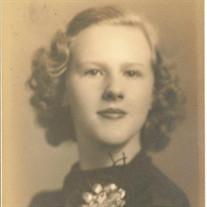 Margaret Montgomery Alexander