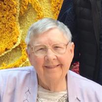 Shirley Arlene Mangler