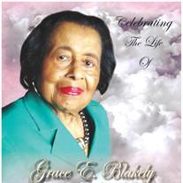 Mrs. Grace Ethelyn Blakely