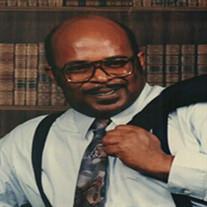 Mr. Milton Simmons Jr.
