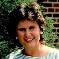Patricia Ann Garrett