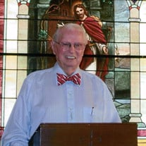 Rev. Charles Wilbur Danheim