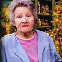 Peggy Ann Thomas