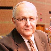 Pastor Robert James Mazur