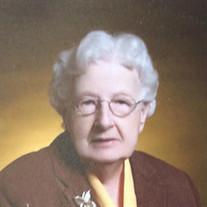 Irene B. Harvey