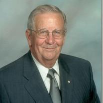 """Mr. John Herbert George """"Herb"""" Fowler"""