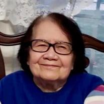 Mrs. Aniceta Alingasa of Schaumburg