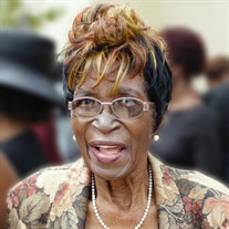 Mrs. Pearlie Mae Anderson