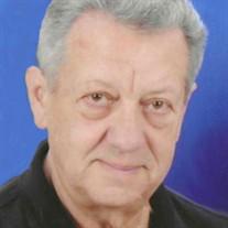 """William """"Bill"""" Harold Bettinger"""