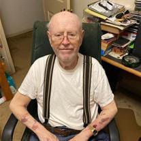 John Richard James