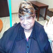 Church Mother Sue Carol McCoy