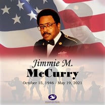 Mr. Jimmie M. McCurry