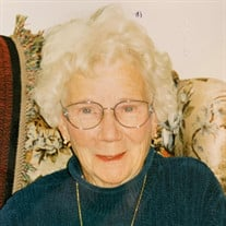 Winnifred Bernice Penfield