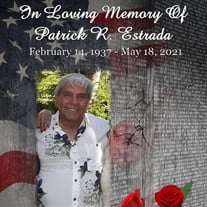 Patrick Robert Estrada