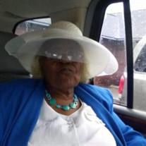 Mrs. Martha Mae Davis