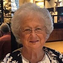 Barbara Ann Leaird Burgess