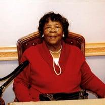Mrs. Gladys Gertrude Whren