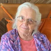 Margaret Louise Bowman