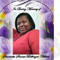 Mrs. Shameeka Bellinger-Wilkins