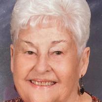 Mrs. Sally Magdeline Eckles