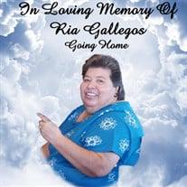 Maria Audesia Gallegos Jr.