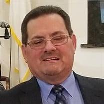 Pastor Gregory Scott Hon