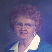 Mrs. Johnnie Latham Thomas