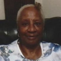Mrs. Dorothy Ann Holmes