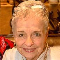 Patricia Mary Bergstrom