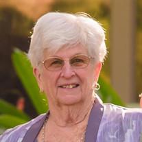 Mary Taylor Hancock