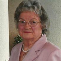 Mrs. Mary Clarke Branch Shaver